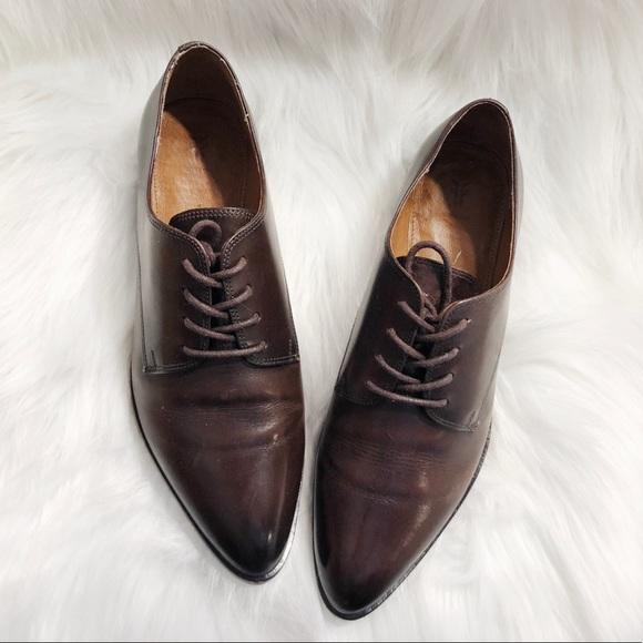 Frye Shoes | Frye Erica Oxford | Poshmark